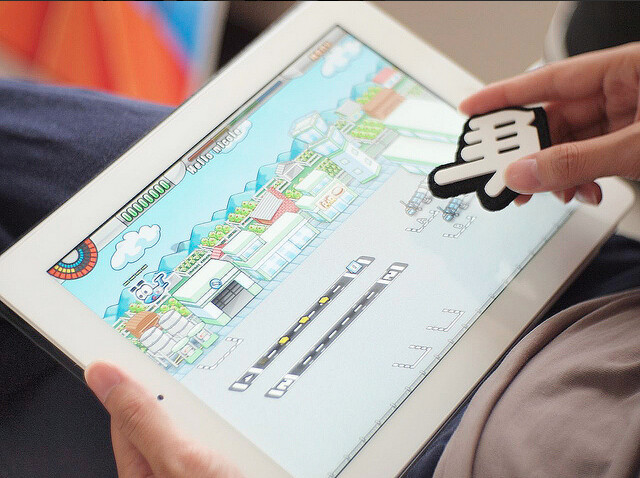 Big Big Cursor Stylus For Your iPad