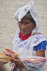 Woman (David Arguelles Prez) Tags: mexico mujer retrato sony puebla tradicin cuetzalan servilletero sonynex3
