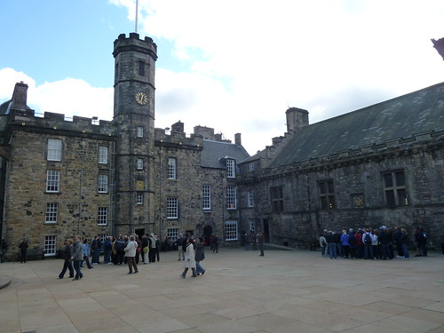 King's Lodging and Great Hall, Edinburgh Castle
