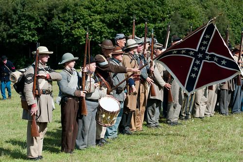 Confederate Salute