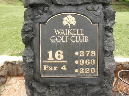 WAIKELE COUNTRY CLUB 232
