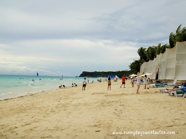 Boracay Philippines Tourist Destination