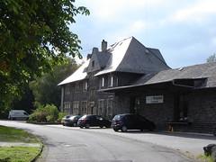 Alter Bahnhof von Rennerod