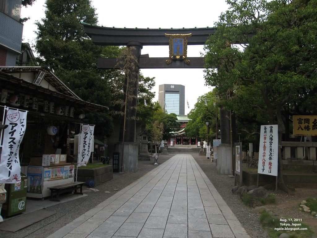 Monzennaka-cho