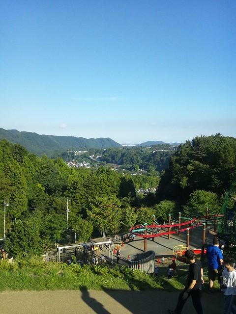 あいかわ公園からの絶景の写真