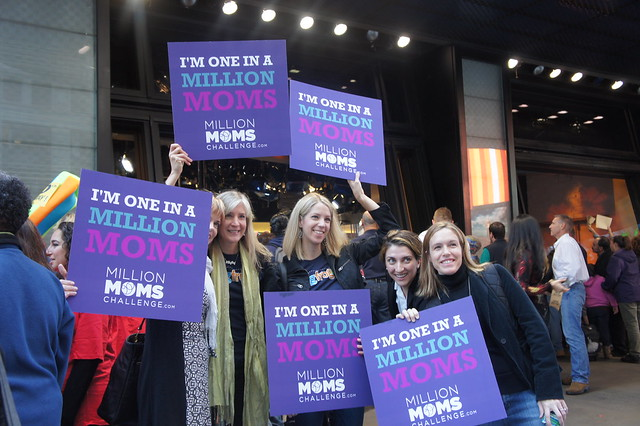 Million Moms Challenge Launch