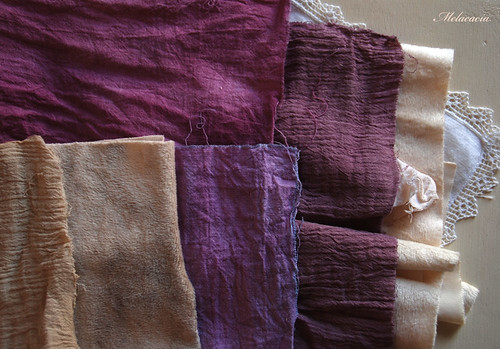 Natural dyes by ☆ Melacacia ☆