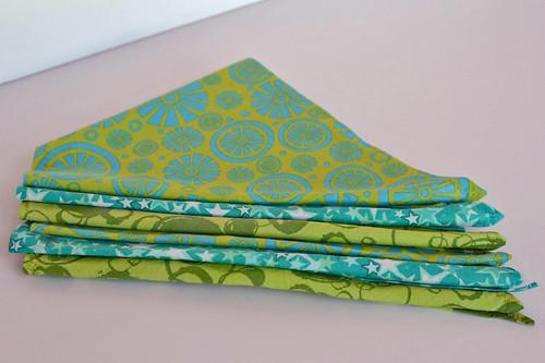 Dino scarves