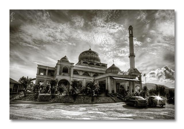 Masjid Kampung Felda Lubuk Merbau Pendang Kedah
