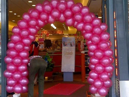 Ballonboog 5m Blokker Landelijke Aktie Gooische Vrouwen