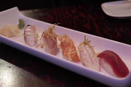 Wow Sushi: Sushi Appetizer