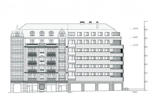 34 viviendas Gral. Concha - Bilbao 01