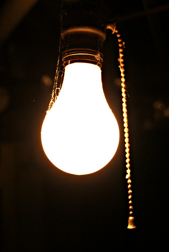 315: Light bulb moment