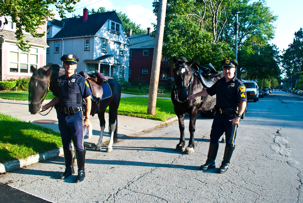 365-101 Mounted Police