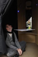 photoset: REZEPTION: Damian Stewart - Luciolinae (opening: 23.9.2011)
