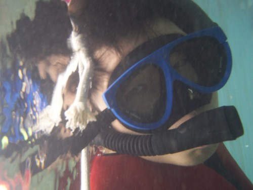 2011.09.18 綠島。浮潛
