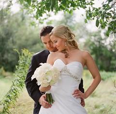 [Free Image] People, Couple, Event / Leisure, Wedding, Wedding Dress, Canadian, 201109261700