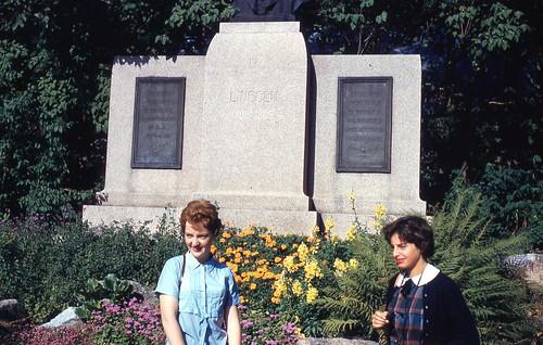 Lincoln Memorial Oslo