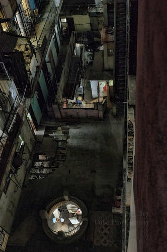 Havana Inside at Night.. Cuba by Rey Cuba