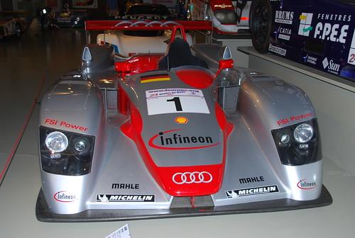 Museo de las 24 horas de Le Mans