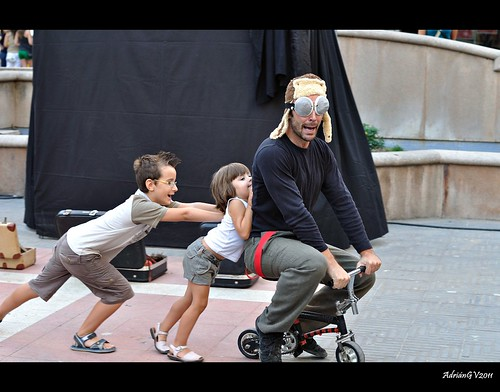 Sin Mundus Cirkus (3) by ADRIANGV2009