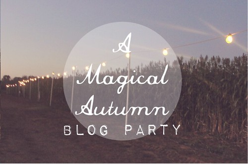 A Magical Autumn Blog Party...