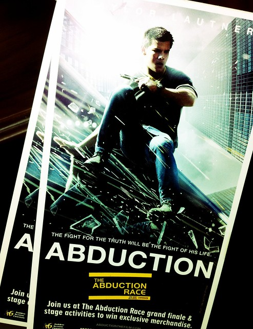 Abduction screening pass