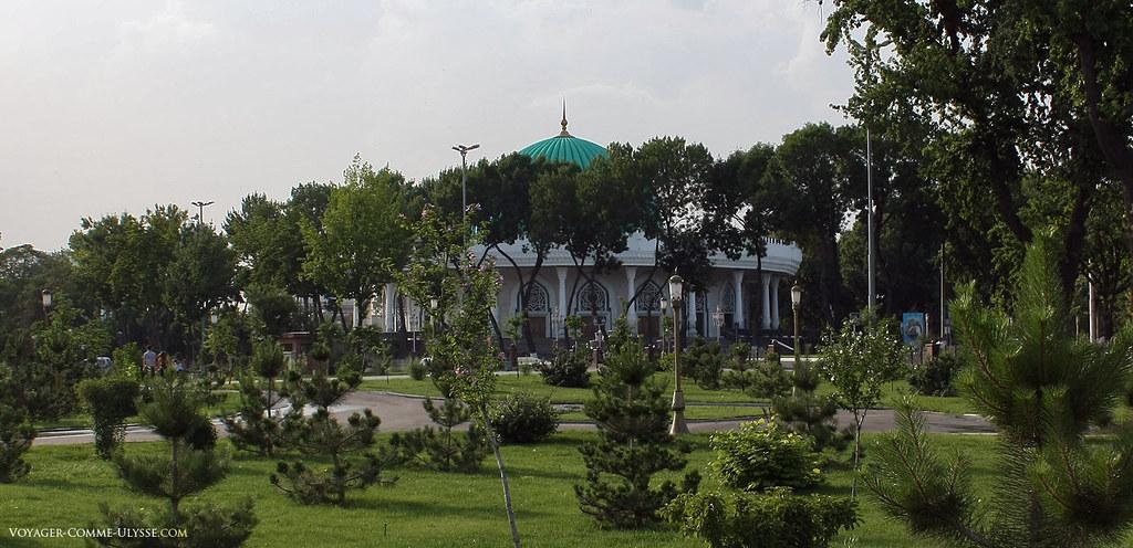 Musée des Timourides