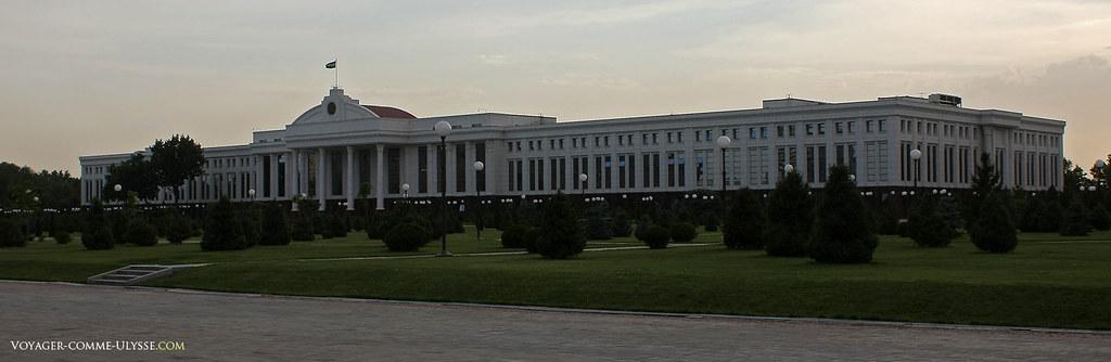 Sénat, construit en 2005