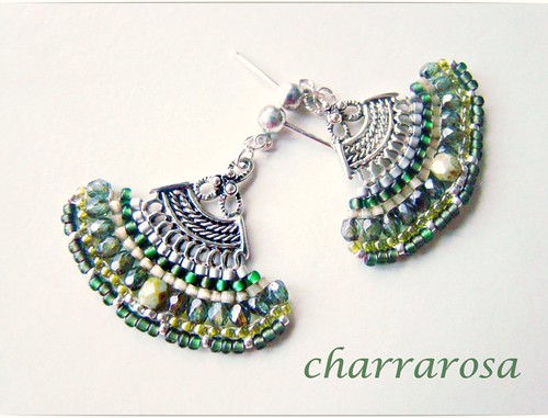 Abanicos by charrarosa