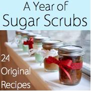 Sugar Scrubs ad