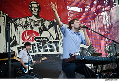 Cut Copy @ FreeFest 2011