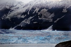 Hubbard Glacier - Alaska (blmiers2) Tags: travel blue sea mountain mountains nature water alaska photography nikon glacier hubbardglacier d3100 blm18 blmiers2