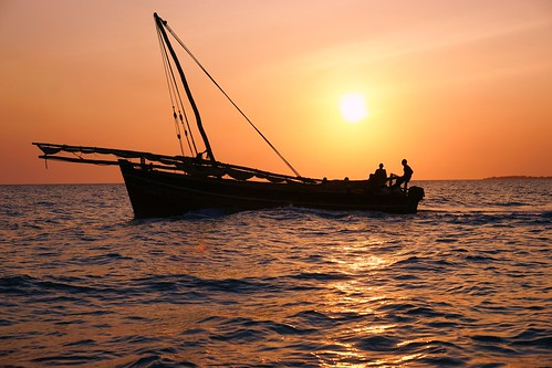 Zanzibar sunset by mitchpa1984, on Flickr