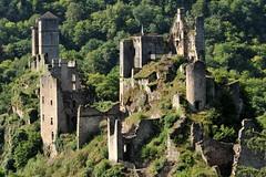 Les Tours de Merle - Corrèze (Philippe_28) Tags: france castle 19 château burg corrèze ruines toursdemerle xaintrie saintgéniezomerle