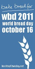 Bake Bread for World Bread Day 2011