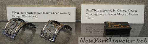 George Washington Snuff Box