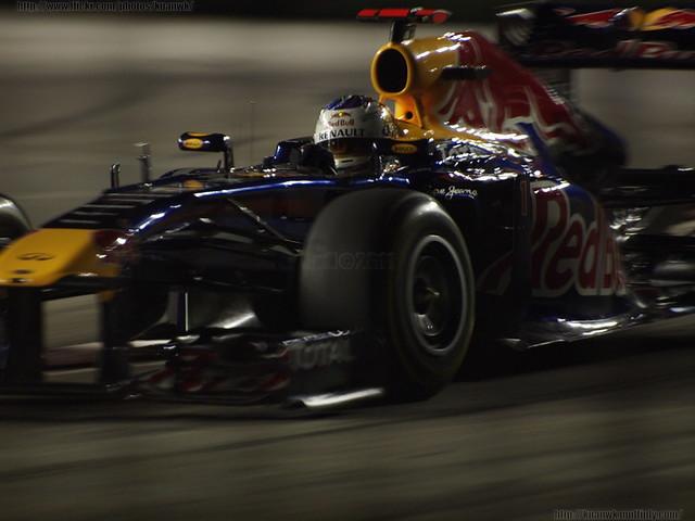 Formula One GP Singapore 2011