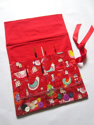 birdhouse needle roll open