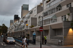 DSC_1273 (ArchD40 aka The Indecisive Moment) Tags: london concrete modernism thebrunswickcentre marchmontstreet patrickhodgkinson nikond3100