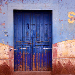 blue door ... by Zé Eduardo...