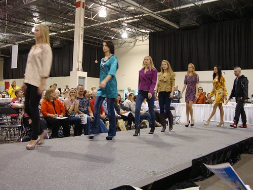 Simplciity fashion show