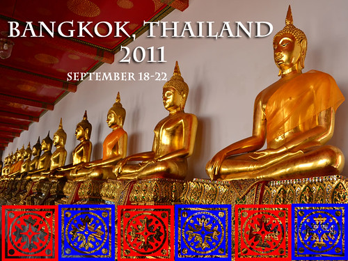 bangkok trip 2011