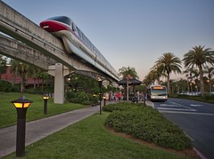 Monorail Red (Explored) (Ray Horwath) Tags: bus nikon torches ttc disney busstop disneyworld monorail nikkor wdw waltdisneyworld poly torchlight disneytransportation nikkorlens polynesianresort horwath monorailred disneyresorts transportationandticketcenter disneybus d700 disneyphotos disneyhotels magickingdomresorts monorailresorts rayhorwath expressbeam disneymonorails nikkor20mmf28lens