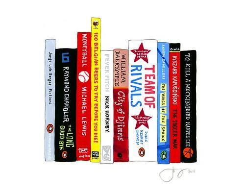 James Bookshelf