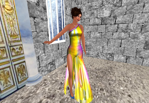 SAS - Euforie Dress by Cherokeeh Asteria