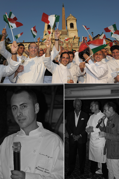 chef collage