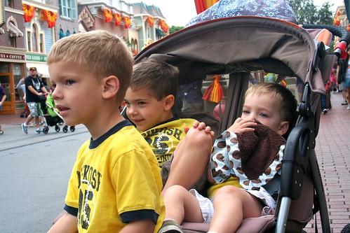 Disneyland Day 4