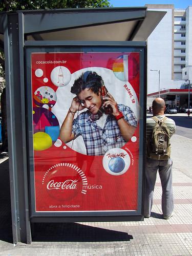 Rock in Rio Rafael Bustop Coca-Cola Rio de Janeiro by roitberg