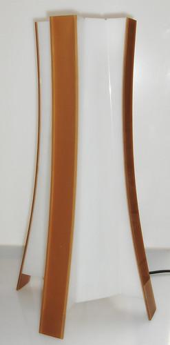Velador de Acrílico de Diseño - Lámpara para Living Sala Comedor o Dormitorio - Iluminacion by Ludica Iluminacion